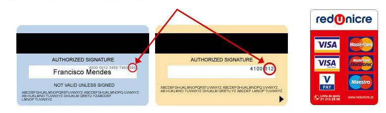 Pagamento: Cartão de Crédito
