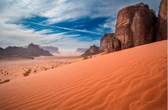 Circuito Turístico Jordânia e Deserto de Wadi-Run