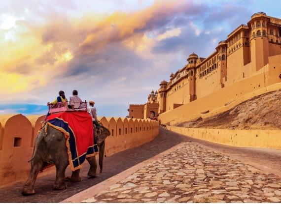Jaipur um destino de equilíbrio e serenidade
