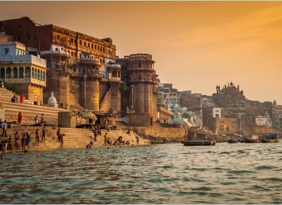 Varanasi, sagrada e mística