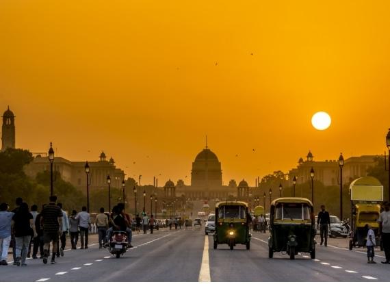 Deli, com o seu passado colonial