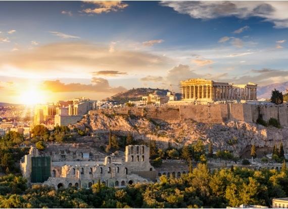 Atenas, uma das cidades mais antigas do mundo