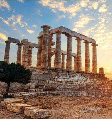 Deixe-se fascinar pela imponente Acrópole