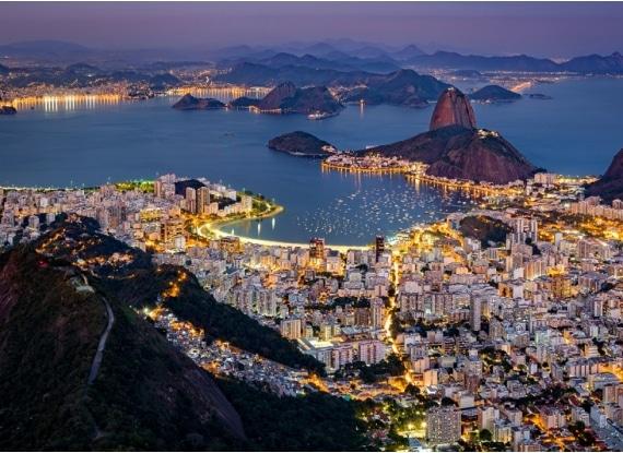 Rio de Janeiro a cidade Maravilhosa