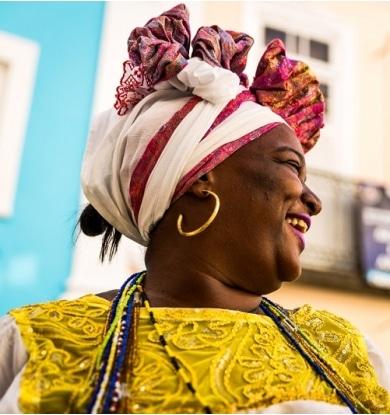 A herança africana em Salvador da Bahia