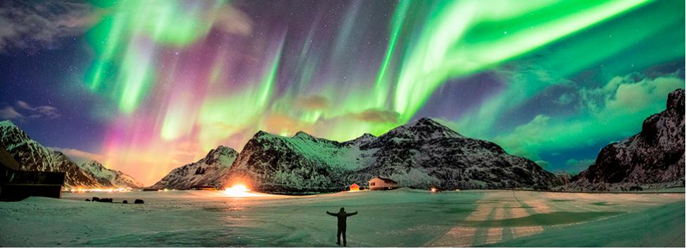 Tudo o que precisa de saber para assistir à Aurora Boreal