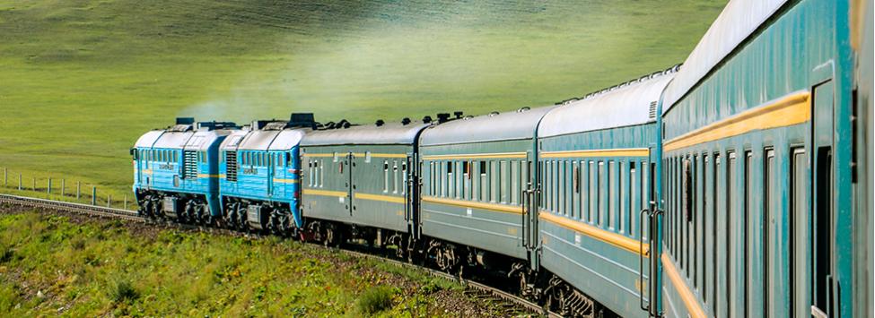 Prepare-se para a Viagem de uma Vida a bordo do Comboio Transiberiano