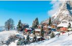 Conheça os 10 Melhores Destinos de Neve na Europa.