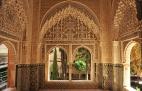 Janela em Alhambra, Granada