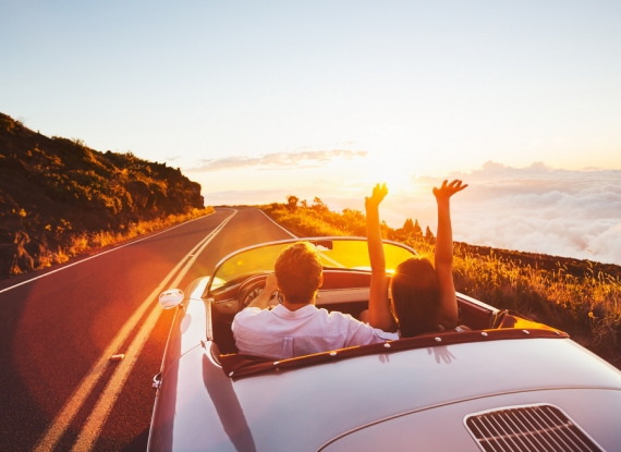 Road trip em casal